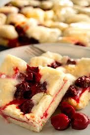 cherry pie bars cherry kuchen recipe west via midwest