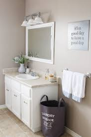 46 Cool Small Master Bathroom 9 Easy Tips To Organize The Bathroom Clean And Scentsible