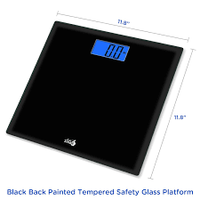 Eatsmart Precision Plus Digital Bathroom Scale by Bath U0026 Shower Weight Scales Amazon Eatsmart Precision Digital