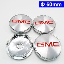 56.5mm 60mm 83mm Car Emblem Badge Wheel Center Caps Hubcaps Cover ...