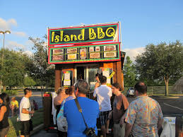 100 Orlando Food Truck Bazaar Watch Me Eat CK Jerk Shack Gourmet Island BBQ In FL