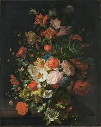 Rachel Ruysch Bouquet of Flowers 1715 Pinakothek 878