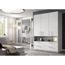 chambre nancy nancy armoire de chambre 148 cm blanc achat vente armoire de