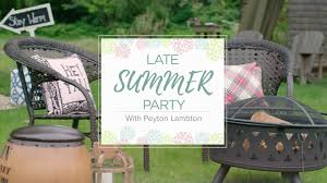 Throw A Late Summer Party - YouTube How To Throw The Best Summer Barbecue Missouri Realtors Backyard Flamingo Pool Party Ideas Polka Dot Chair Perfect Rustic Life 25 Unique Parties Ideas On Pinterest Backyard Baby Showers Outdoor Water With Water Ballon Pinatas Finger Paint Garden Design Party Decorations Have 31 Bbq Tips 9 Unique Parties To This Darling Magazine