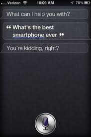 Siri changes her mind on which smartphone is the best ever CNET