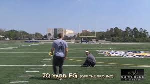 70 Yard Field Goal - YouTube 2017 Nfl Rulebook Football Operations Design A Soccer Field Take Closer Look At The With This Diagram 25 Unique Field Ideas On Pinterest Haha Sport Football End Zone Wikipedia Man Builds Minifootball Stadium In Grandsons Front Yard So They How To Make Table Runner Markings Fonts In Use Tulsa Turf Cool Play Installation Youtube 12 Best Make Right Call Images Delicious Food Selfguided Tour Attstadium Diy Table Cover College Tailgate Party