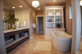 modern master bath hgtv contemporary bathroom