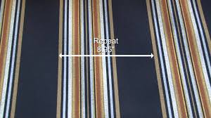 Video Of Sunbrella Freemont Mariner Awning Stripe Fabric 4874-0000 ... Sunbrella Awning Stripe 494800 Sapphire Vintage Bar 46 Fabric 494600 Blacktaupe Fancy Video Of Yellow White 6 5702 Colonnade Juniper 4856 46inch Striped And Marine Outdoor Forest Green Natural 480600 Awnings Porch Valances Home Spun Style This Awning Features Westfield Mushroom Milano Charcoal From Fabricdotcom In The