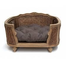 canap pour chien les fauves mondains canapés niches design de luxe pour chiens et chats