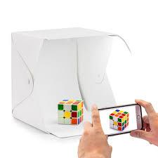 100 Studio Tent Lightbox Portable LED Photo Light Box Photography Kit Mini Lightinthebox Foldable