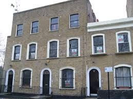 100 Bridport House 78 And 80 Place N1br Hackney Buildings Catalogue