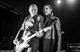 Smashing Pumpkins Bass Player by Marilyn Manson And The Smashing Pumpkins Announce Nostalgiafest