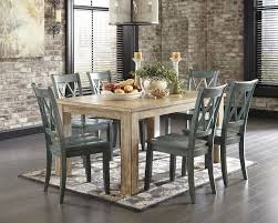 Wayfair White Dining Room Sets by Furniture Two Tone Dining Room Farmhouse Dining Table Wayfair