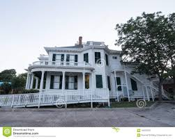 100 The Redding House Old Mansion On Mississippi Gulf Coast Editorial Photo