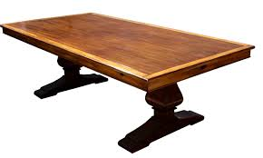 charming reclaimed wood pedestal dining room table base ideas