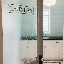 white glass laundry room backsplash design ideas