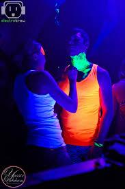 Adult UV Blacklight Body Paint Jungle 16
