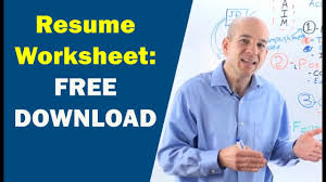 Resume Builder Worksheet - PDF Download 6 Best Of Worksheets For College Students High Resume Worksheet School Student Template Examples Free Printable Resume Mplate Highschool Students Netteforda Fill In The Blank Rumes Ndq Perfect To Get A Job Federal Worksheet Mbm Legal Pin By Resumejob On Printable Out Salumguilherme