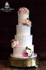 Catherine Monty Classic RomanticRustic Shabby Chic Vintage Wedding Cake