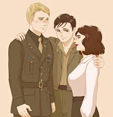 Image: Steve Rogers And Peggy Carter Face To Face; Bucky Barnes ... Steve Bucky Rogers Barnes By Takingmeds On Deviantart The Jedi In Jeans Moviequote Meditation 3 Til The End Of Line 192 Best Starbucks Images Pinterest Marvel Avengers Chris Evans Will Be Wrapped Up Mary Sue One Stucky Scene You Need To See Before Captain America Bucky Barnes Steve Rogers Soldier Youtube Sebastian Stan Created Kimberlydyan Rogersbucky Winter Solider Pinup Cosplay Female Bombshell Image Steverogersbuckybarneswwiipubjpg Cinematic