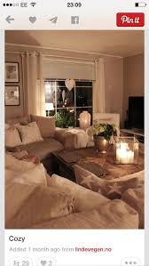 Caramel Taupe Walls Off White Cream Linen And Furnishings Ie Curtains