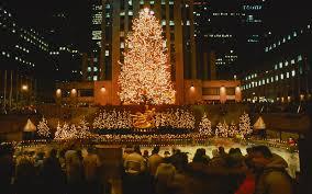 Christmas Tree Rockefeller Center 2016 by 2015 Opening Of Rockefeller Center Ice Rink Travel Leisure
