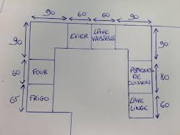 faire un plan de cuisine exemple plan de cuisine fashion designs
