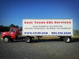 100 Cdl Test Truck Avoid CDL Scams East Texas CDL Services
