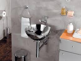 edelstahl waschbecken i badezimmer badezimmer