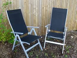 Reclining Camping Chairs Ebay by Reclining Patio Chair Home Design