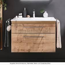 puris cool line badmöbel als waschtischset 60 cm