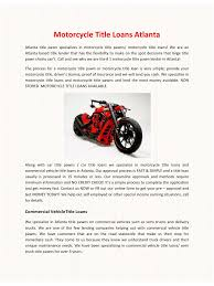 Motorcycle Title Loans Atlanta .pdf - PDF Archive What To Look For In Commercial Truck Fancing Companies Fcbf Used Semi Trucks Trailers For Sale Tractor Insurance Just Another Wordpresscom Site Car Title Loans Ontario Ca Instagram First Capital Business Finance Top Shows And Events Of 2017 Financial Carrier Services Elegant A 7th And Pattison Loan Against Platinum Lending Ltd Your Bb Auto Pawn Plant City Florida Anheerbusch Orders 40 Tesla Wsj Motorcycle Loanspdf Par Ct127 Fichier Pdf