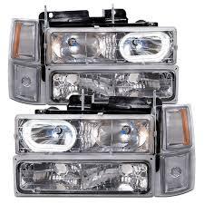 100 Chevy Truck Headlights Amazoncom HEADLIGHTSDEPOT Compatible With Chrome