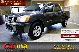 100 Used Nissan Titan Trucks For Sale 2006 NISSAN TITAN SE Stock 14876 For Sale Near Duluth GA GA