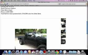 Craigslist Wichita Used Cars For Sale By Private Owner - Popular ...