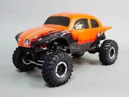 100 Baja Rc Truck RC 110 BODY BAJA Monster BEETLE BUG Rock Crawler 313mm