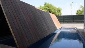 Walk On Pool Cover Supreme 9 Coolest Hidden Pools Oddee Diy Sliding Deck Stephen Home Ideas