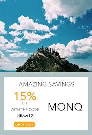 15% Off | MONQ Coupons | Ulta Coupon, Coupons, Browser Extensions