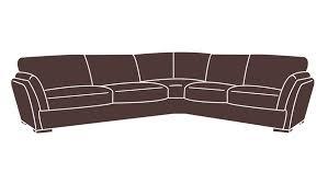 natuzzi editions abruzzi corner sofa sterling furniture