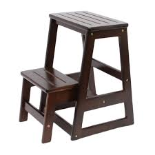 Black LIXIONG Folding Step Stool Ladder Stool Household ... Indoor Chairs Folding Step Stool Chair Wooden Senarai Harga Hgf Ss 001ao Vtg Antique Wood Library And 50 Similar Items Diy Diy Cpbndkellarteam Cosco Rockford Series 2step Mahogany Ladder 225 Lb Load Capacity Type Ii Duty Rating Tideng Solid Wood 2 Household White Stair Thing Home Design Ideas Xtend Climb Ultra Light Weight Alinum With Handle