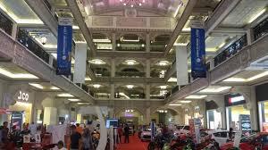 Jogja City Mall Main Atrium In