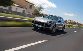 2019 Porsche Cayenne E-Hybrid First Drive: A Hybrid That Tows And ...