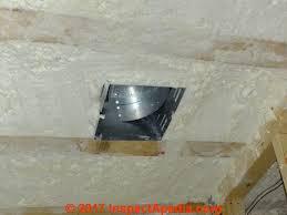 Nutone Bathroom Exhaust Fan 8814r by Bathroom Vent Fan Codes Installation Inspection Repairs