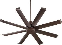 Ul Damp Rated Ceiling Fans by Quorum Proxima 60 Patio Ceiling Fan Model 196608 86 In Oiled Bronze