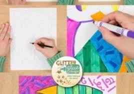 Summer Crafts For Kids Ages 3 5 Yarn Ideas Diy Voetafdrukken Van De Kinderen