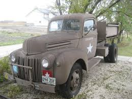 100 1944 Ford Truck Modified Conventional Pattern S MLU FORUM