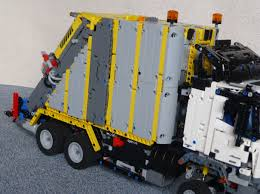 LEGO IDEAS - Product Ideas - Garbage Truck
