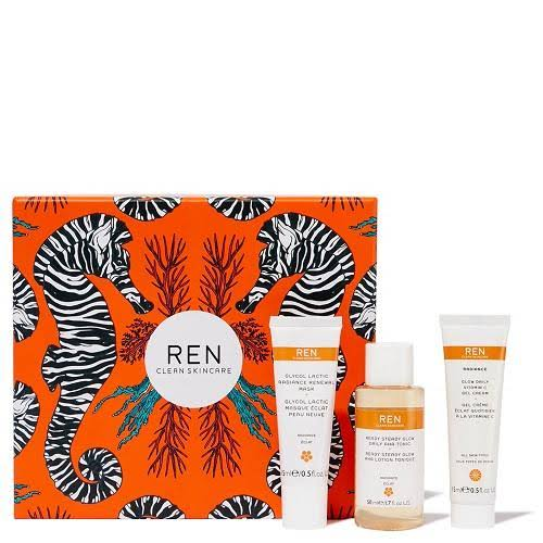 Ren Holiday 2019 Radiance Kit