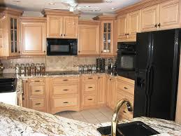 Black Appliances Kitchen Ideas
