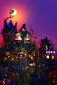 Lemax Halloween Village 2017 by 161 Best Spooky Town Images On Pinterest Department 56